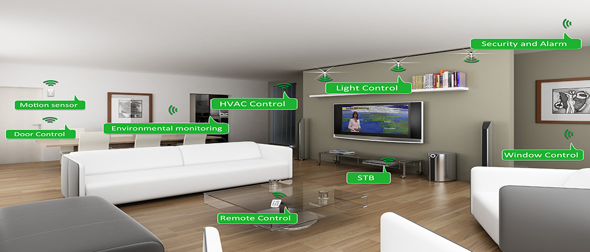 Whole Home Automation