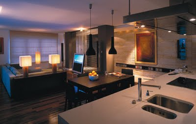 Lutron dimmer effect in mansion