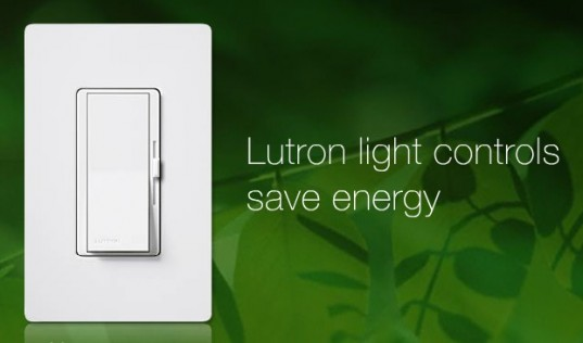 Lutron lighting controls save energy worldwide in nice homes and offices