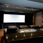 Savant In Action At a Nice Home Theater With Full Integration of Light and Entertainment