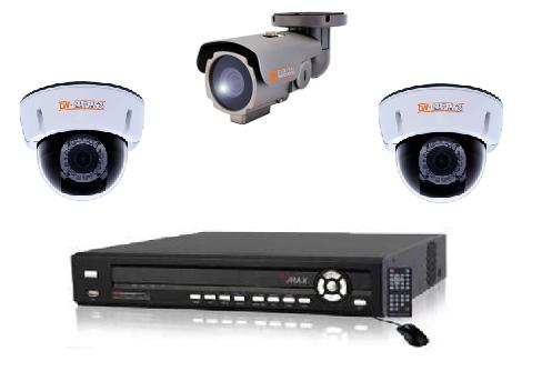 digital watchdog video security setup
