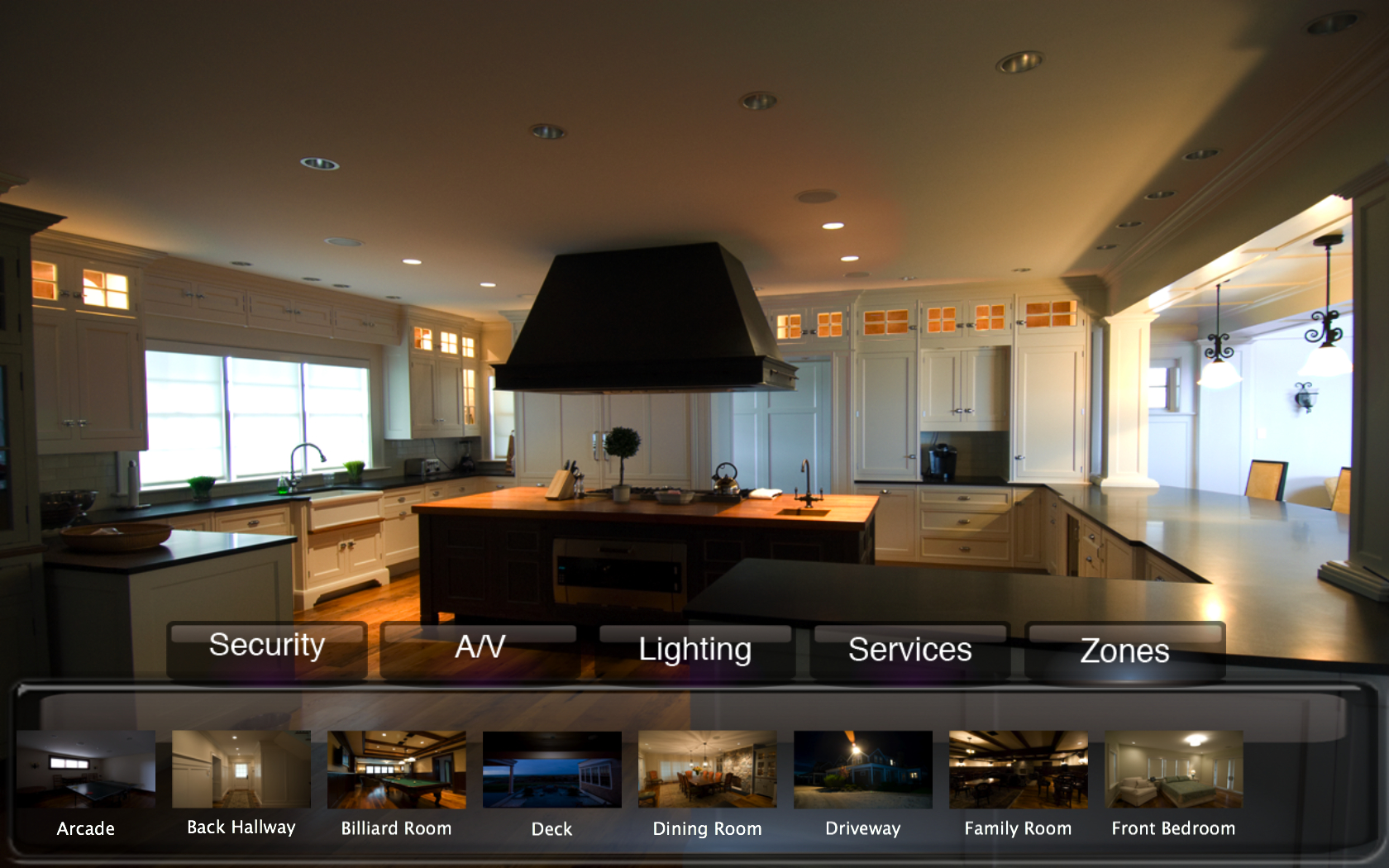Savant systems global home automation for Home automation system